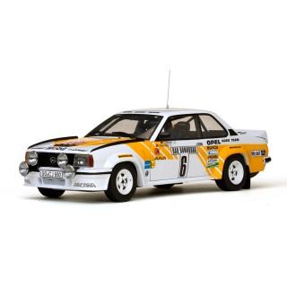 Opel Ascona 400 3rd Rallye Monte-Carlo 1981 J.Kleint / G.Wanger 1:18