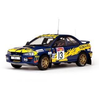 Subaru Impreza 555 Rally Australia 1996 P.Bourne / G.Vincent 1:18