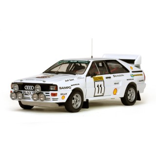 Audi Quattro A2 L.Lampi / P.Kuukkala 3rd 1000 Lakes Rally 1983 1:18
