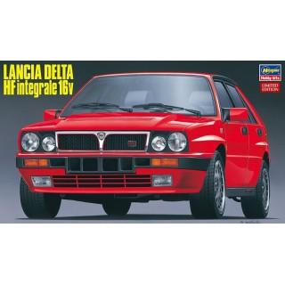 Lancia Delta Hf Integrale 16v Kit 1:24