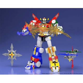 Super Voltron Minipla SDCC 18 cm Action Figure