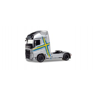 "Volvo FH Gl. XL Zugmaschine ""Volvo Performance Line"" silver 1:87"