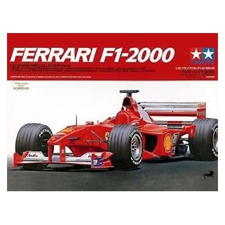 Ferrari F1 2000 Kit 1:20