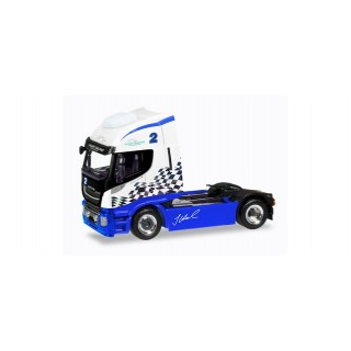 "Iveco Stralis Highway XP ""Hahn Racing"" 1:87"