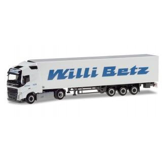 """Volvo FH GL semirimorchio frigo """"Willi Betz"""" (I) 1:87"""