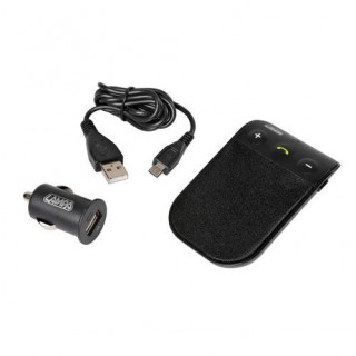 Bluetooth Car Kit per auto telefono vivavoce Bluetooth portatile