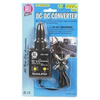 Convertitore di Tensione Portatile 12V Dc-Dc
