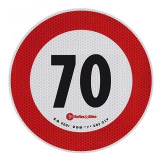 Limite Velocità 70km/h