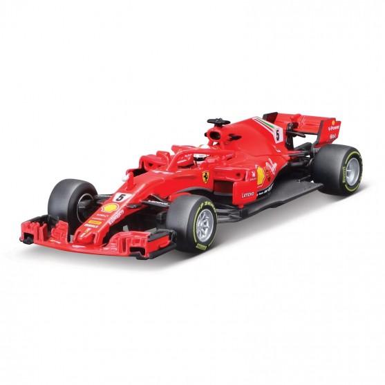Ferrari SF 71-H 2018 Sebastian Vettel 1:43