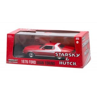 "Ford Gran Torino 1976 Red ""Starsky & Hutch"" 1:43"