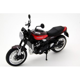 Kawasaki Z900RS Brown - Red 1:12