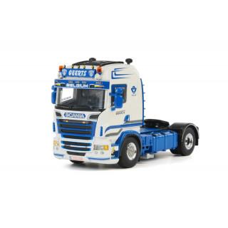 "Scania R (5) 4X2 ""Geerts Transport"" (B) 1:50"