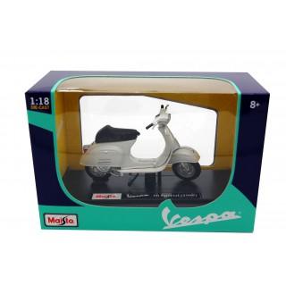 Vespa Piaggio 50 Speciale 1969 white 1:18