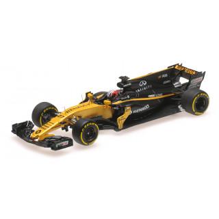 Renault RS17 F1 2017 Nico Hulkenberg Australian GP 1:43
