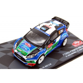 Ford Fiesta RS WRC Rally Monte Carlo 2012 P. Solberg - C. Patterson 1:43