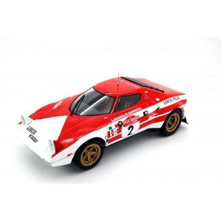 Lancia Stratos 1974  winner San Remo Rally S.Munari - M.Mannucci 1:18