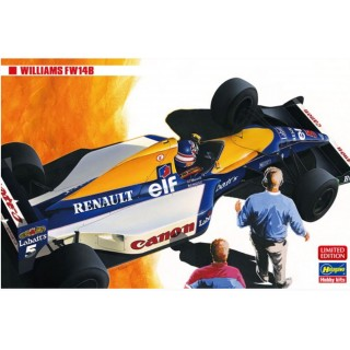 Williams Renault FW14B F1 World Champion 1992 Kit 1:24
