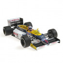 Williams Honda FW11 F1 1986 Nigel Mansell 1:18