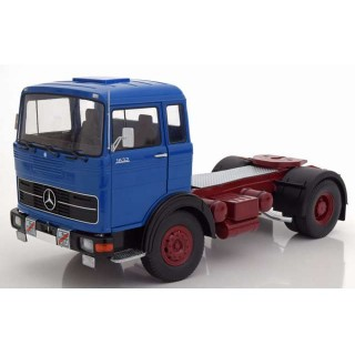 Mercedes LPS 1632 1969 Blue / Red 1:18