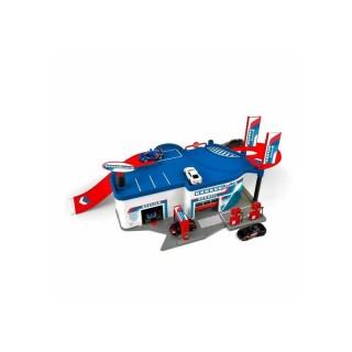 Garage Service 3D + 1 mini-jet