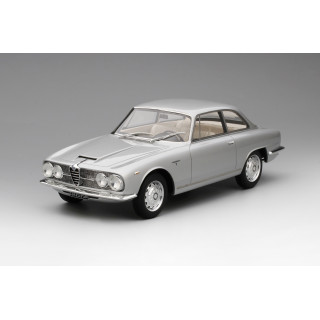 Alfa Romeo 2600 Sprint 1962 Light Silver 1:18