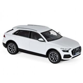 Audi Q8 2018 White 1:43