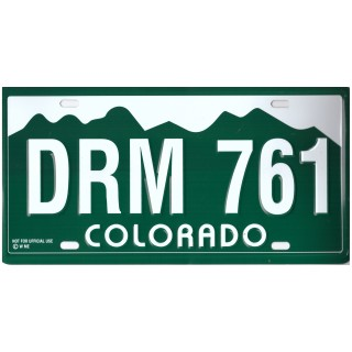 Colorado DRM 761 Targa Metallica Replica