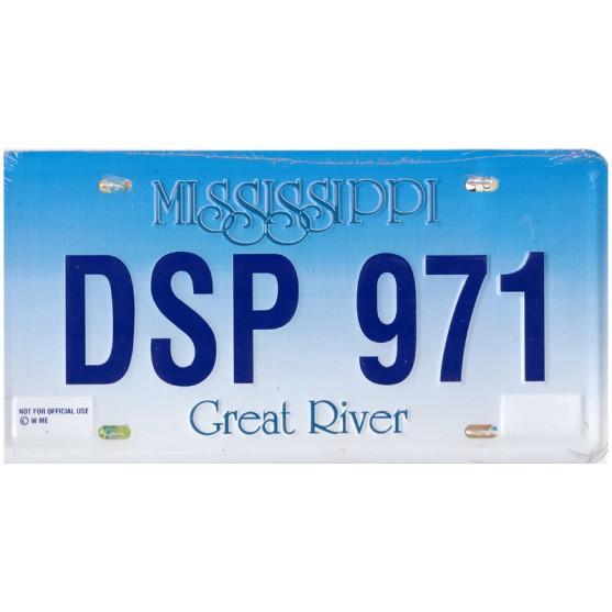 Mississippi DSP 971 Targa Metallica Replica