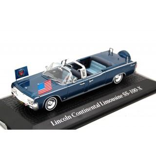 Lincoln Continental Limousine SS-100X JFK 1963 1:43