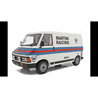 Fiat 242 2° serie 1984 Assistenza Team Lancia Martini 1:18