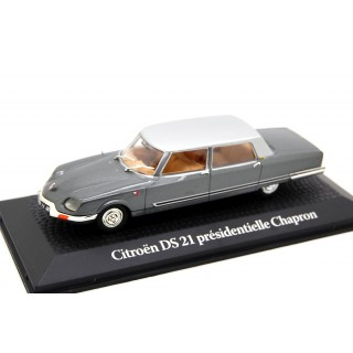 Citroen DS 21 Presidential Chapron 1969 visit of President Nixon to Charles de Gaulle 1:43