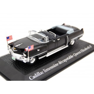 Cadillac Limousine 1956 Queen Elizabeth II 1:43