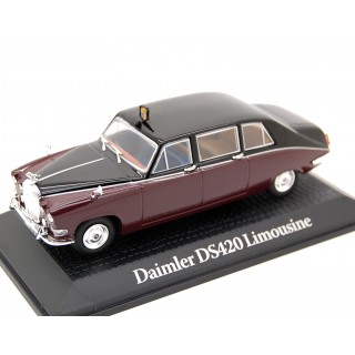 Mercedes-Benz 300 1954 Laundaulet Black 1:43