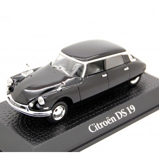 Citroen DS 23 Presidenziale 1974 Valéry Giscard d'Estaing 1:43
