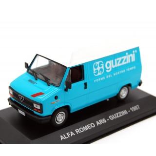 "Alfa Romeo AR6 1987 ""Guzzini"" 1:43"