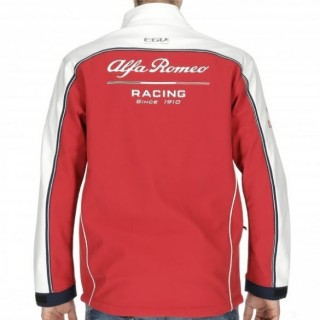 Alfa Romeo Team F1 Softshell  Jacket 2019