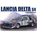 Lancia Delta Hf Integrale 16v 1989 Rally San Remo Kit 1:24