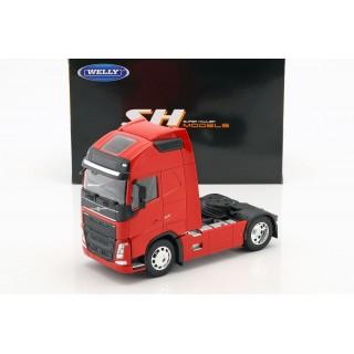 Volvo FH 2016 2 assi Red 1:32