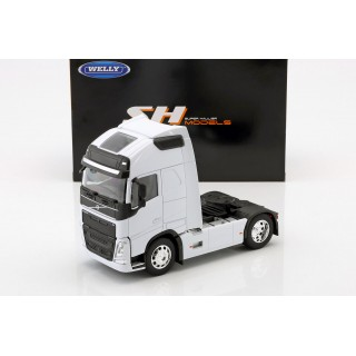 Volvo FH 2016 2 assi Bianco 1:32