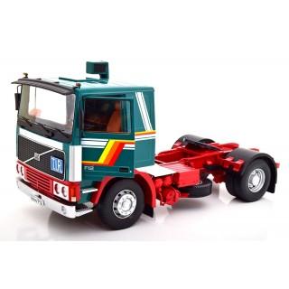 Volvo F12 1977 Green 1:18