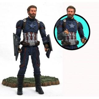 Captain America Marvel Avengers Infinty War 17 cm Action Figure
