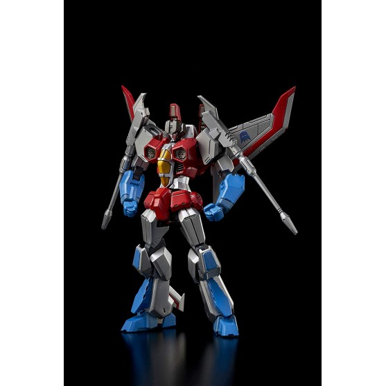 Transformers Optimus Prime Starscream Model Kit 16cm