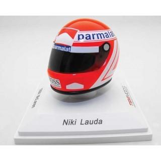 Niki Lauda Casco F1 World Champion 1984 Helmet 1:8