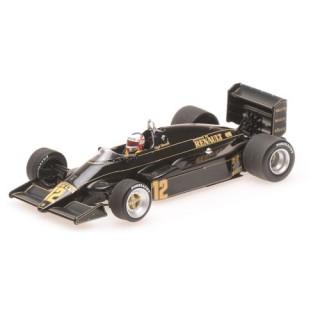 Lotus Renault 94T 1983 Nigel Mansell 1:43