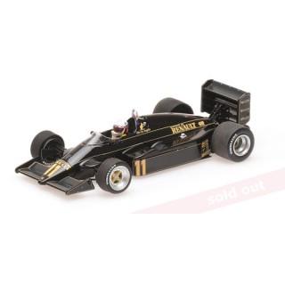 Lotus Renault 94T 1983 Elio De Angelis 1:43