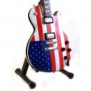 Mini Guitar Replica Aerosmith Joe Perry Tribute