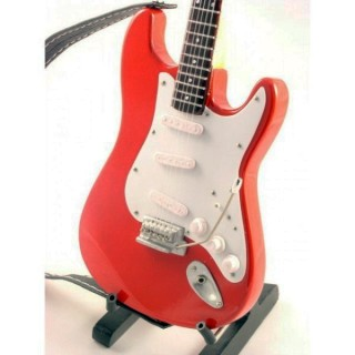 Mini Guitar Replica Dire Straits Mark Knopfler Tribute