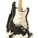 Mini Guitar Replica Eric Clapton Blackie Tribute
