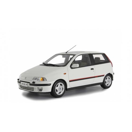 Fiat Punto GT 1400 1° serie 1993 Bianco 1:18