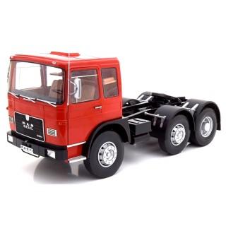 MAN 16304 F7 1972 Red - Black 1:18